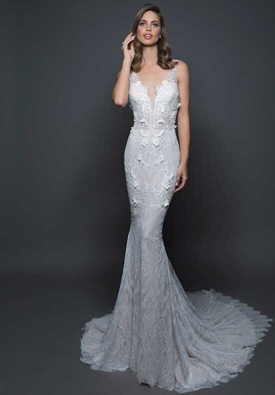 LOVE by Pnina Tornai for Kleinfeld 14553 Sheath Wedding Dress