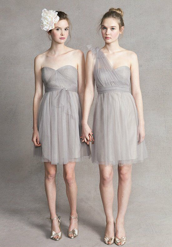Jenny Yoo Collection (Maids) Wren #1453 Bridesmaid Dress