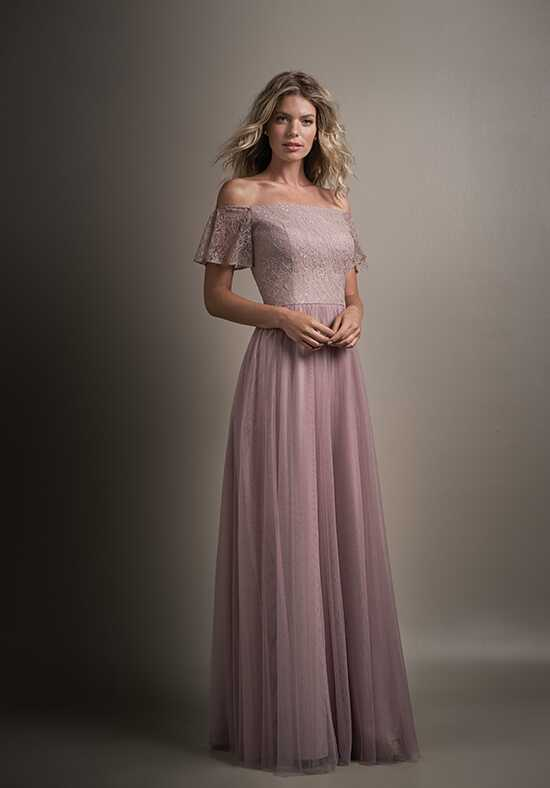 Belsoie L194018 Square Bridesmaid Dress