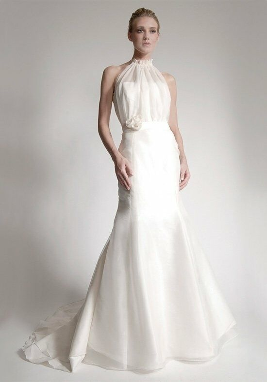 Elizabeth St. John Liana Mermaid Wedding Dress