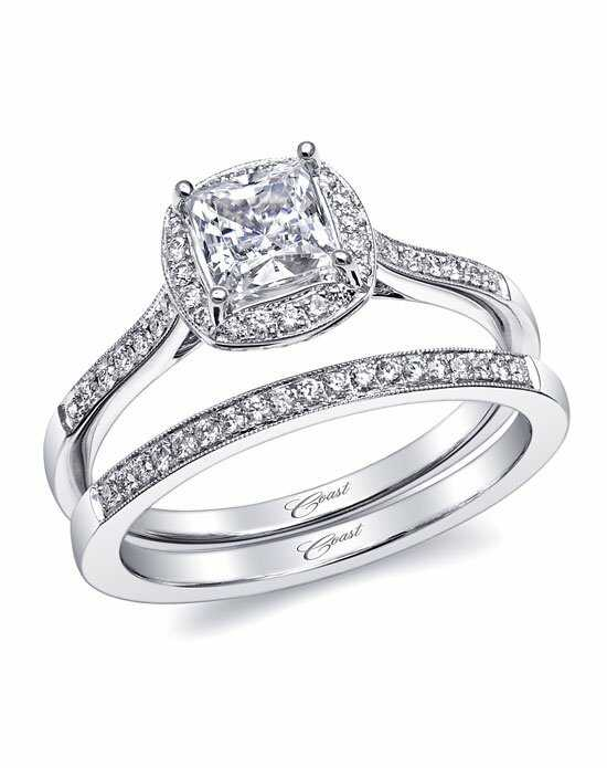 Coast Diamond Romance Collection - LC5453 & WC5453 Engagement Ring photo