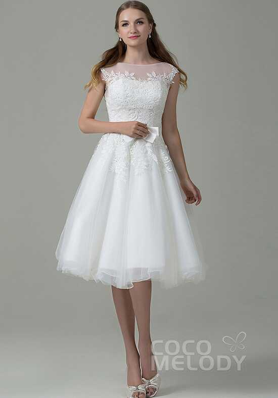 CocoMelody Wedding Dresses CWXI15001 A-Line Wedding Dress