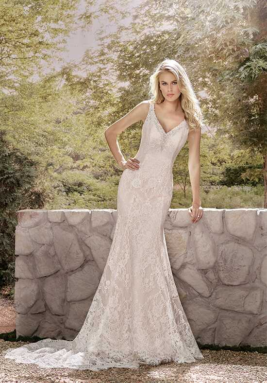 Jasmine Collection F191013 Mermaid Wedding Dress