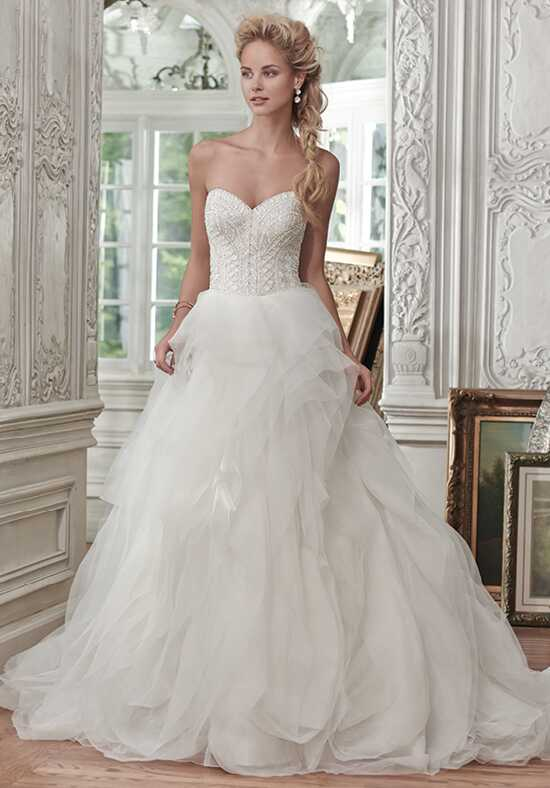 Maggie Sottero O'Hara Ball Gown Wedding Dress