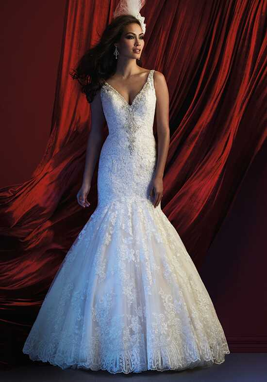 Allure Couture C361 Mermaid Wedding Dress