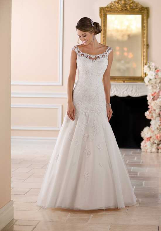 Stella York 6427 A-Line Wedding Dress