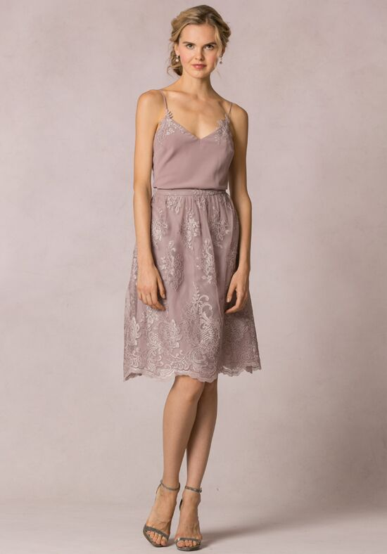 Jenny Yoo Collection (Maids) Arianna Skirt Bridesmaid Dress