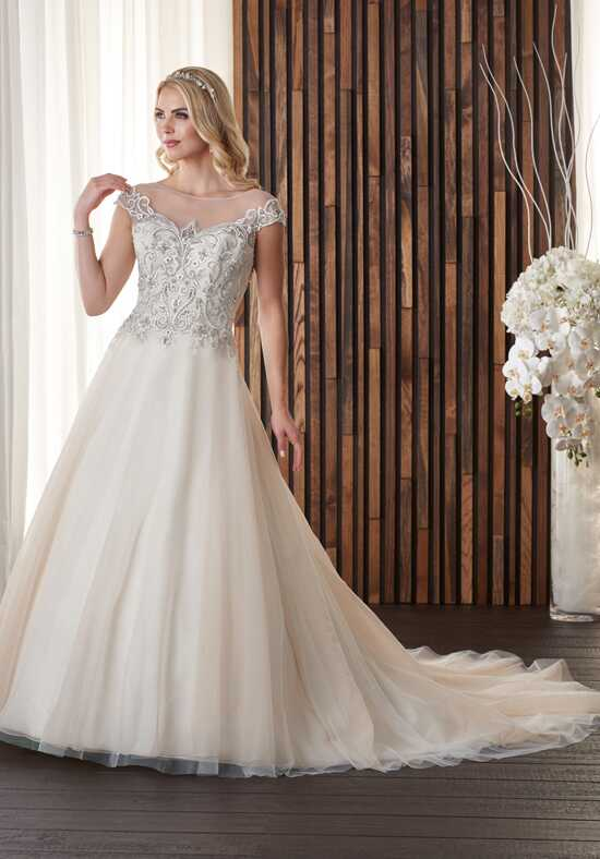 Bonny Bridal 717 Ball Gown Wedding Dress