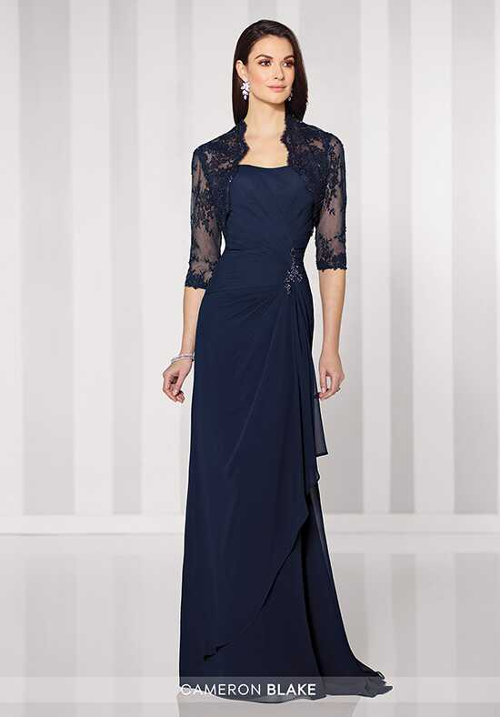 Cameron Blake 216692 Blue Mother Of The Bride Dress