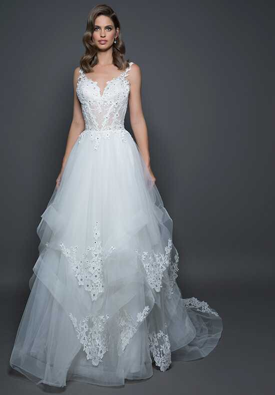 LOVE by Pnina Tornai for Kleinfeld 14590 Ball Gown Wedding Dress