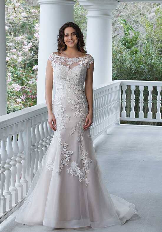 Sincerity Bridal 3942 A-Line Wedding Dress