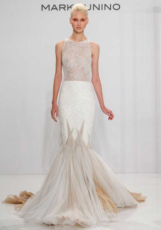 Mark Zunino for Kleinfeld 204 Mermaid Wedding Dress