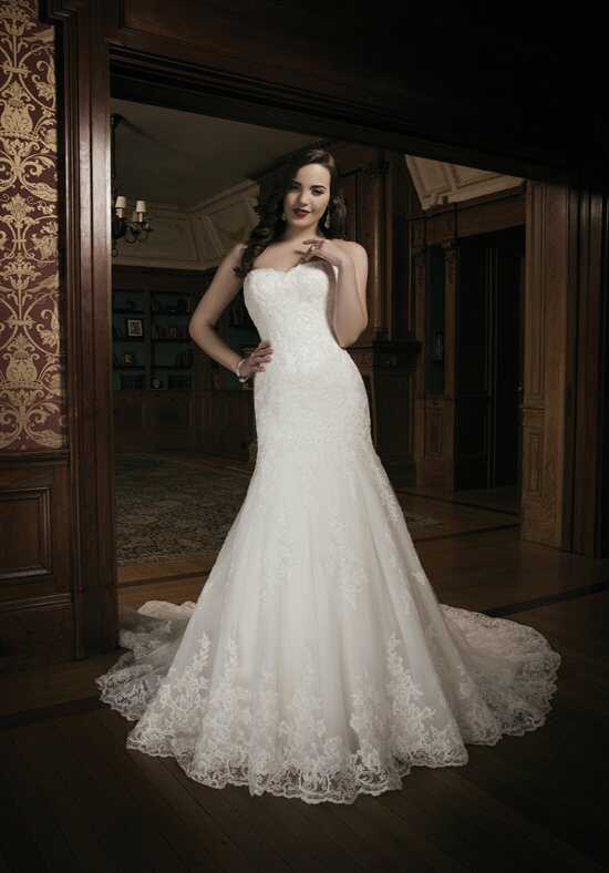 Justin Alexander 8689 Mermaid Wedding Dress