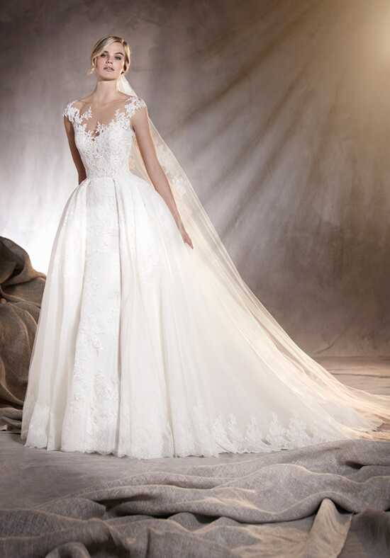 PRONOVIAS ADELA Ball Gown Wedding Dress