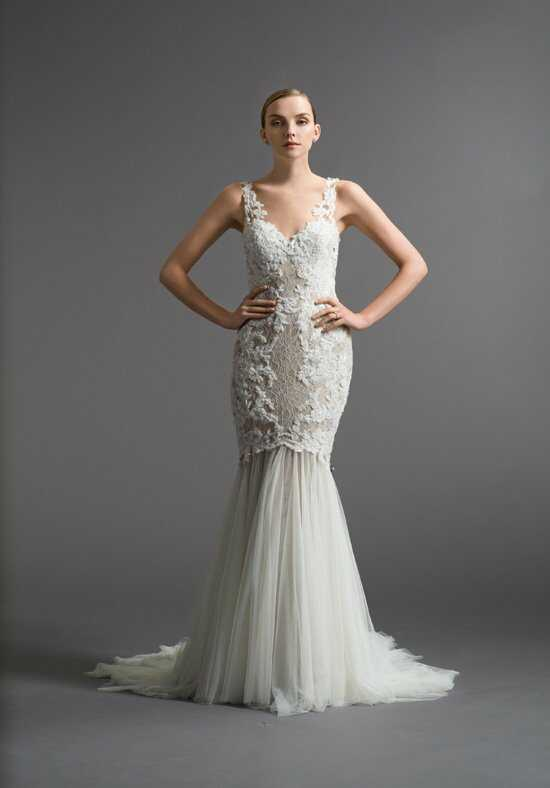 Watters Brides 6030B Sheath Wedding Dress