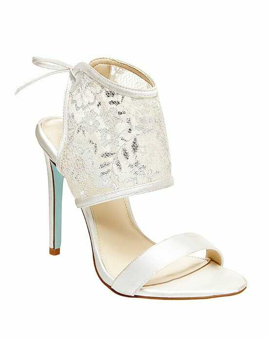 Blue by Betsey Johnson SB-SLOAN - IVORY Ivory Shoe