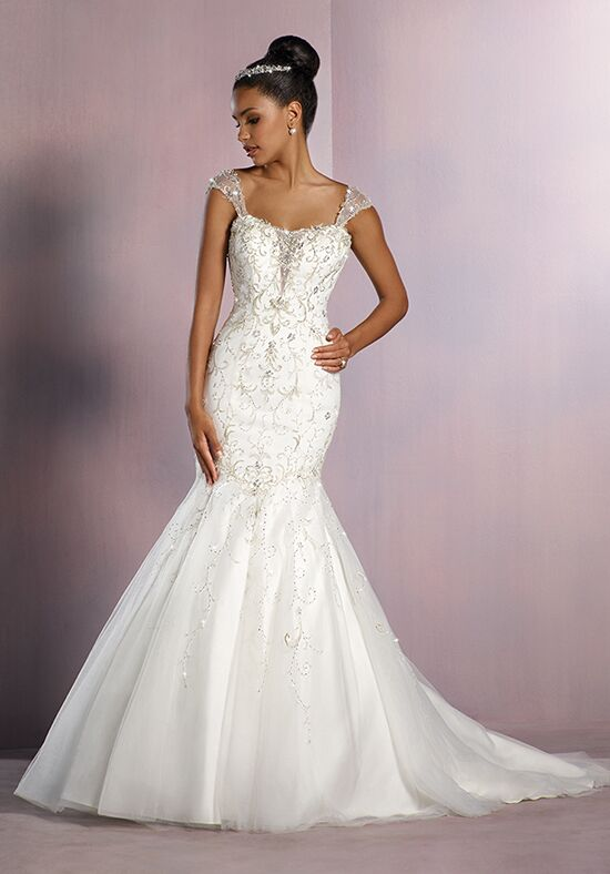 Alfred Angelo Disney Fairy Tale Weddings Bridal Collection 253 Tiana ...
