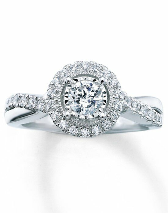 kay jewelers round cut engagement ring - Kays Jewelers Wedding Rings