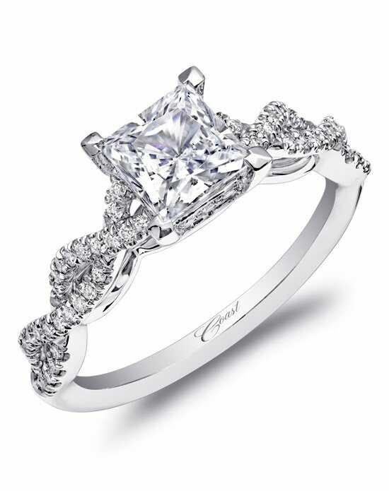 Coast Diamond Charisma Collection - LC10002 Engagement Ring photo