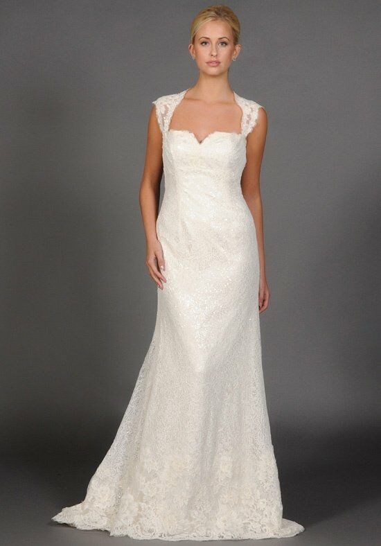 "Eugenia ""Amora"" Style 3920 Sheath Wedding Dress"