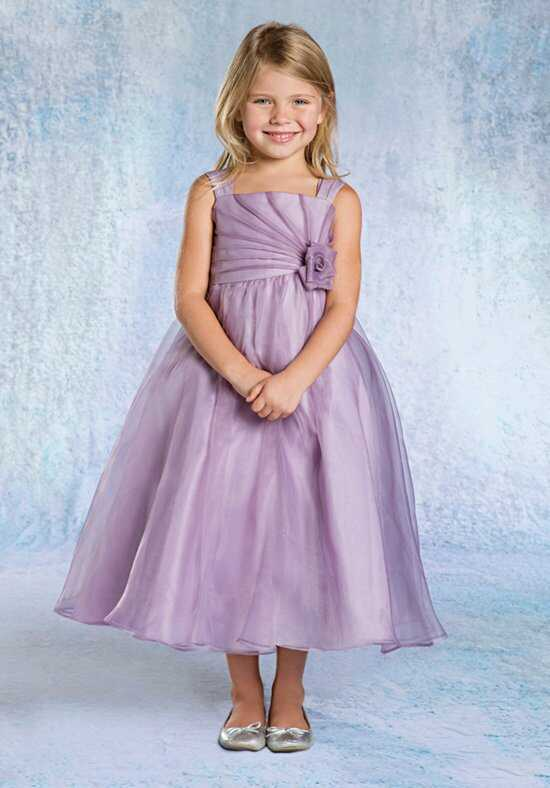 Alfred Angelo Flower Girls 6681 Flower Girl Dress