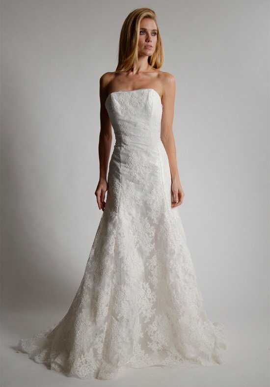 Elizabeth St. John Adele Mermaid Wedding Dress