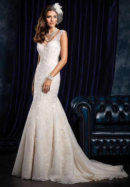 Alfred Angelo Sapphire Bridal Collection 959 Wedding Dress