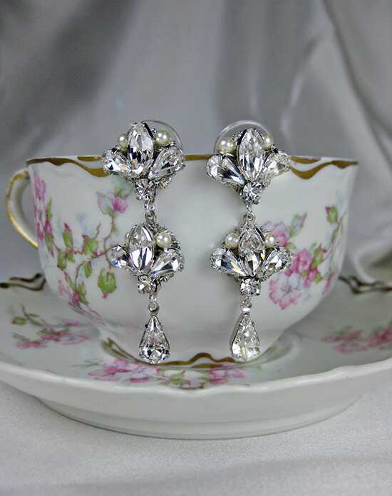 Everything Angelic Julia II Earrings - e351 Wedding Earrings photo