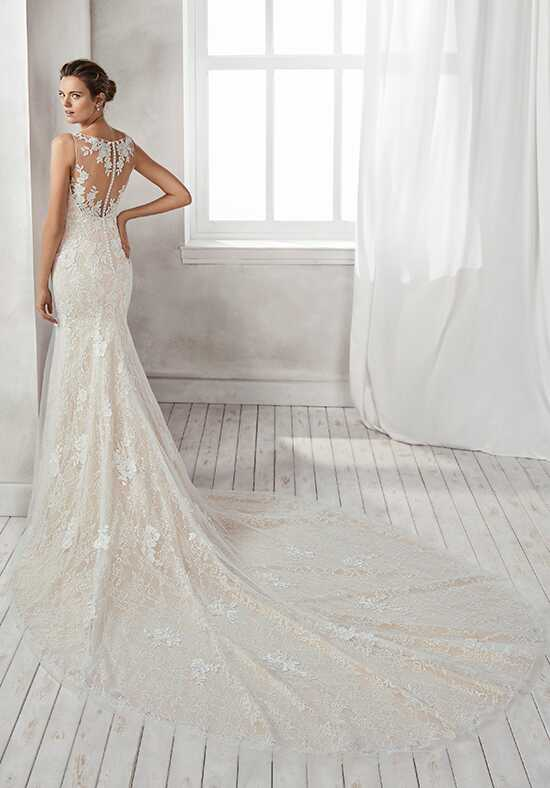 Luna Novias HAYA Mermaid Wedding Dress