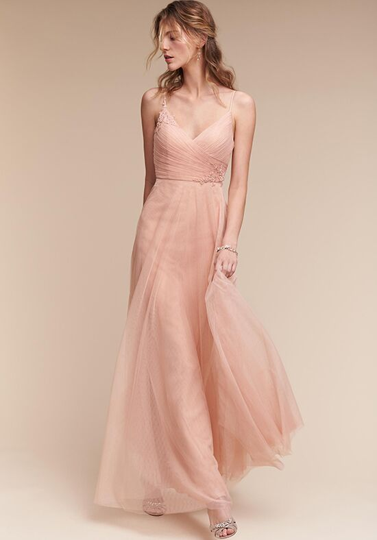 BHLDN (Bridesmaids) Brielle V-Neck Bridesmaid Dress