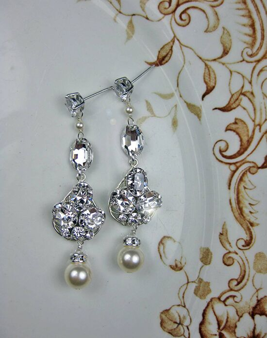 Everything Angelic Leilani Earrings - e326 Wedding Earring photo