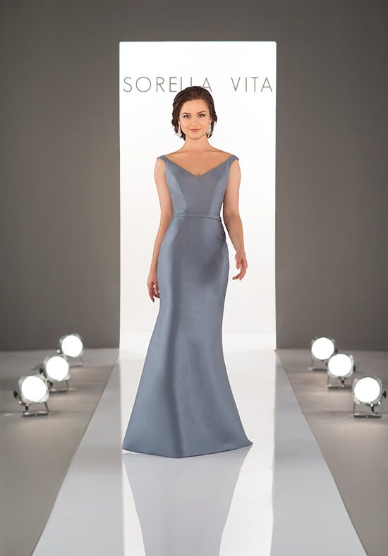 Sorella Vita 8964 V-Neck Bridesmaid Dress