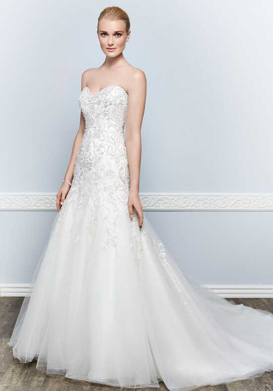 Kenneth Winston 1654 Mermaid Wedding Dress