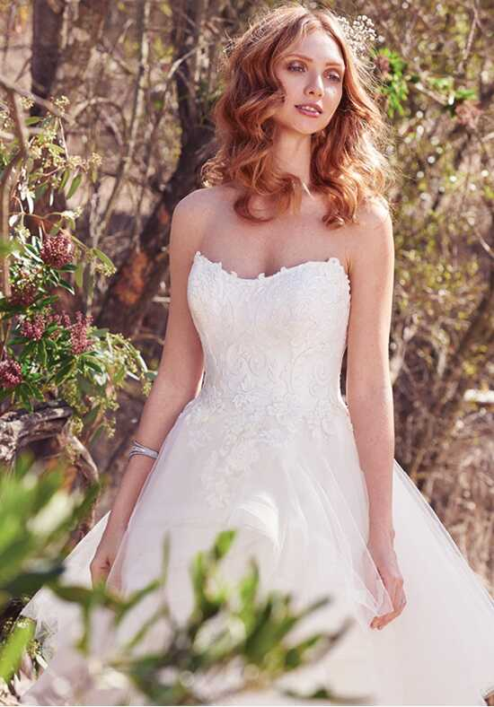 Maggie Sottero Keisha Ball Gown Wedding Dress