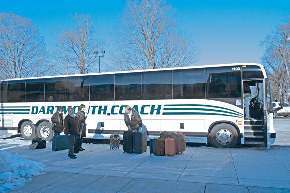 Dartmouth Coach Lebanon Car Rental