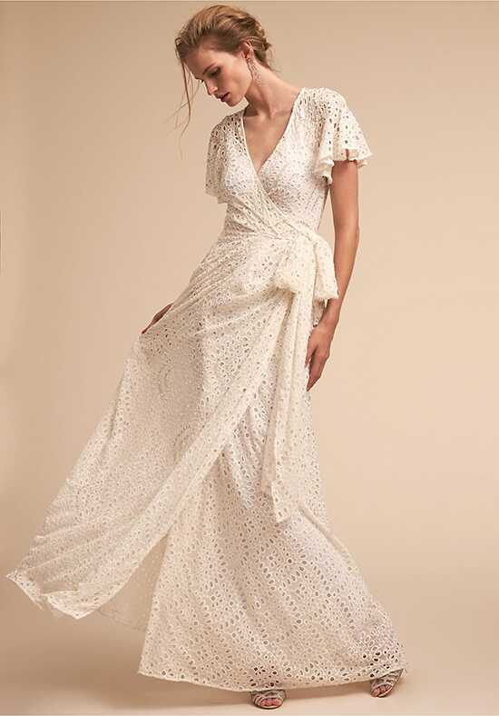 BHLDN Lou Gown A-Line Wedding Dress