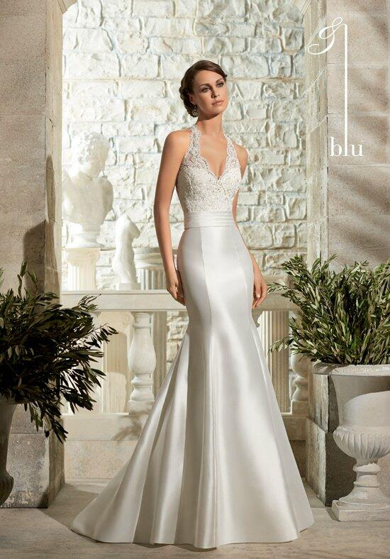 Blu by Madeline Gardner 5311 Wedding Dress photo