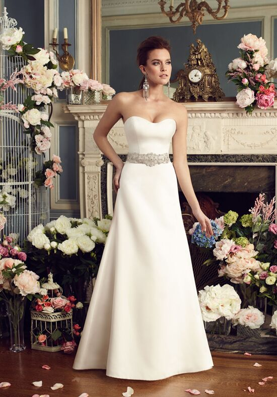 Mikaella 2170 A-Line Wedding Dress