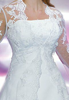 DaVinci Bridal F8188 A-Line Wedding Dress