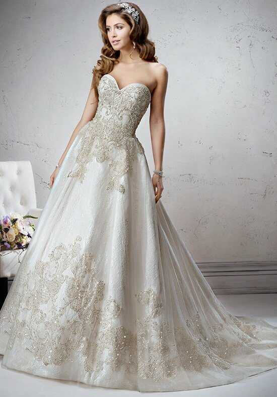 Sottero and Midgley Marcela Ball Gown Wedding Dress