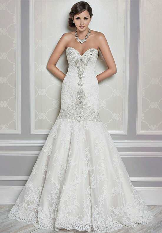 Kenneth Winston 1610 Mermaid Wedding Dress