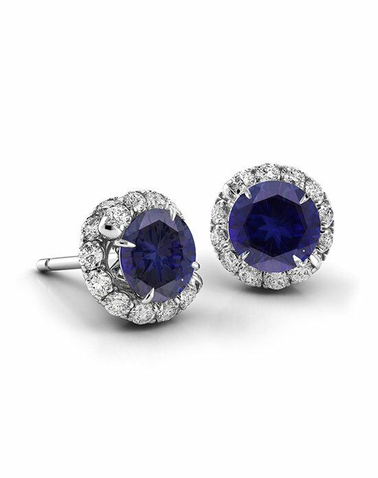 Danhov Fine Jewelry Abbraccio Fine Jewelry-AH100-BS Wedding Earring photo