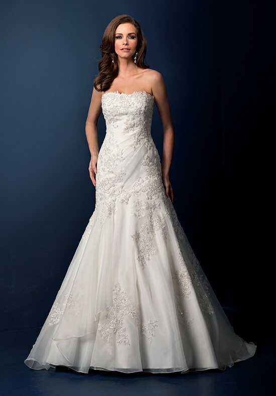 Jasmine Couture T162052 Mermaid Wedding Dress