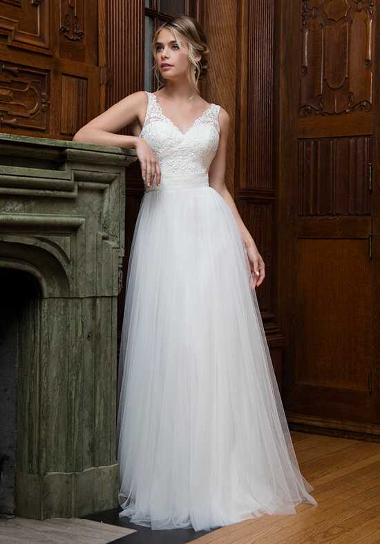 Mary's Bridal MB1008 A-Line Wedding Dress
