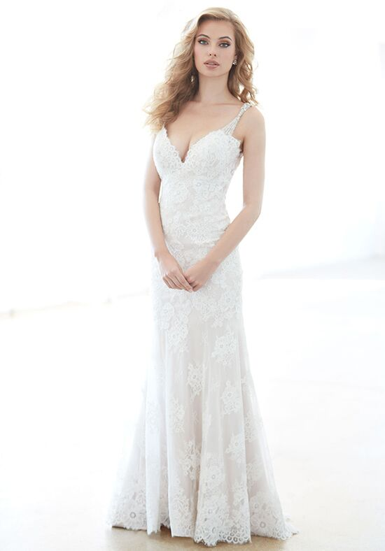 Madison James MJ314 Sheath Wedding Dress