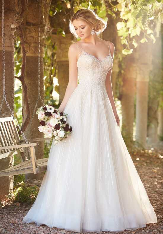 Essense of Australia D2280 A-Line Wedding Dress