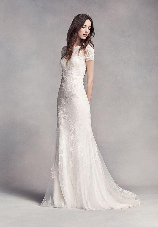 White By Vera Style Vw351312 Sheath Wedding Dress