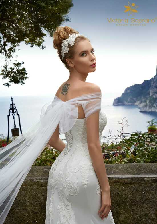 Capri Marchella A-Line Wedding Dress