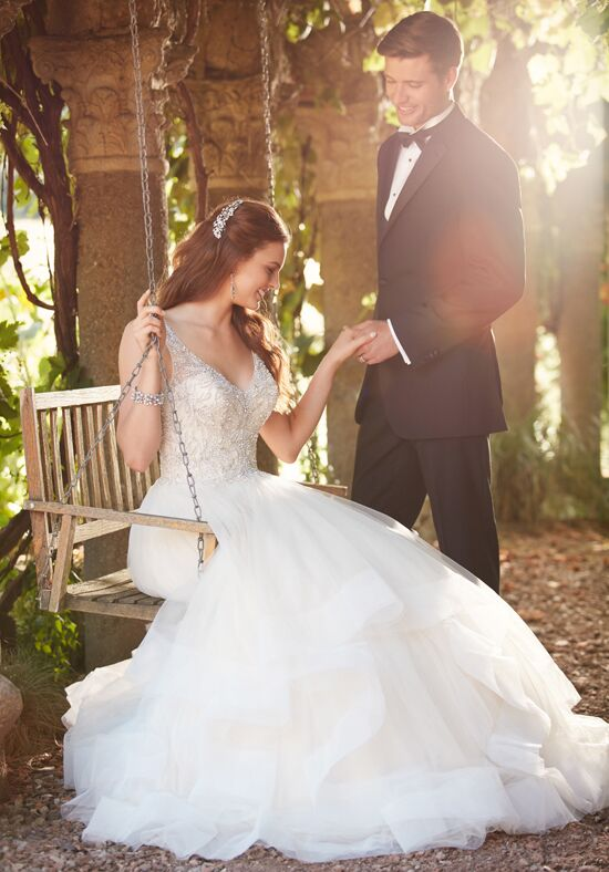 Essense Of Australia D2088 Wedding Dress The Knot