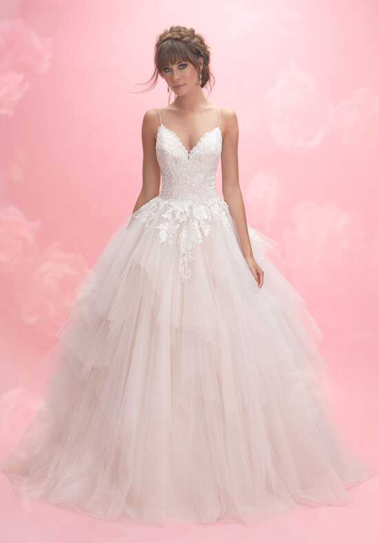Allure Romance 3067 Ball Gown Wedding Dress